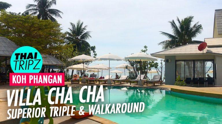 Villa Cha Cha, Koh Phangan, Thailand - THAITRIPZ