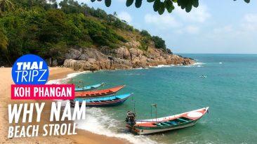Why Nam Beach, Koh Phangan, Thailand - THAITRIPZ