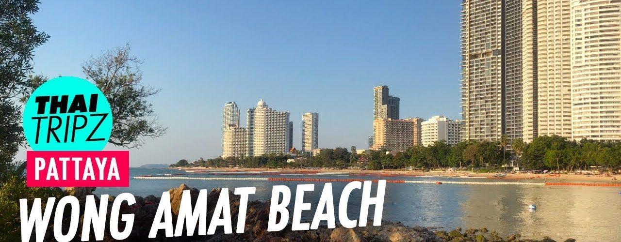 Wong Amat Beach - Pattaya, Thailand - THAITRIPZ