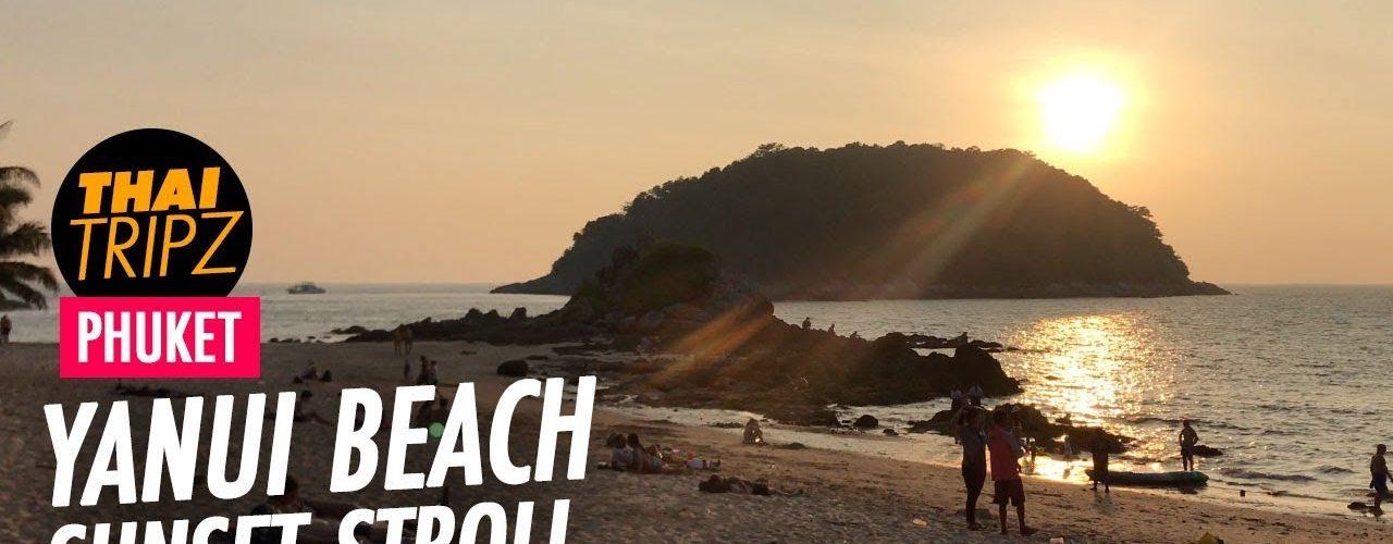 Yanui Beach, Phuket, Thailand